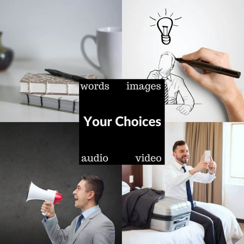 Content Choices for Lawyers